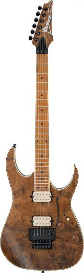 Ibanez RGEW520MCW NTF RGEW 6 String Natural Flat Electric Guitar