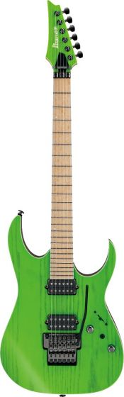 Ibanez RGR5220M TFG RG Prestige 6 String Transparent Fluorescent Green Electric Guitar