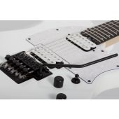 Schecter Sun Valley Super Shredder PT FR in White