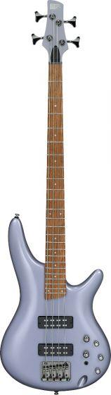 Ibanez SR Standard SR300E 4 String Metallic Heather Purple Bass Guitar