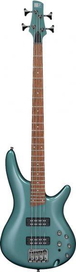 Ibanez SR Standard SR300E 4 String Metallic Sage Green Bass Guitar