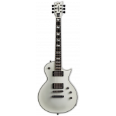 ESP E-II Eclipse Snow White Satin Electric Guitar w/Case EIIECSWS
