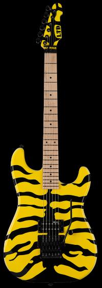 ESP LTD George Lynch GL-200MT Yellow Tiger Electric Guitar