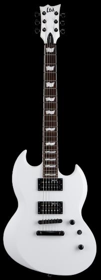 ESP LTD Viper-256 Snow White Electric Guitar