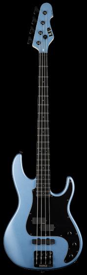 ESP LTD AP-4 Pelham Blue 4 String Bass Guitar