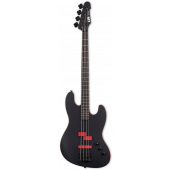 ESP LTD FBJ-400 Frank Bello Black Satin Bass Guitar LFBJ400BLKS