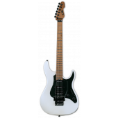ESP LTD SN-1000FR Pearl White Electric Guitar LSN1000FRMPW
