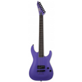 ESP LTD SC-607 Baritone 1 Hum Stephen Carpenter Deftones Purple Electric Guitar w/Case LSC607B1HPS