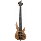 ESP LTD B-1005 Natural Satin Electric Bass Guitar LB1005NS