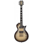 ESP E-II Eclipse Full Thickness Black Natural Burst Electric Guitar w/Case EIIECFTFMBLKNB